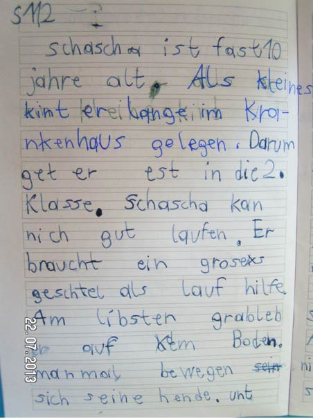 Lernerfolg bei Legasthenie in München